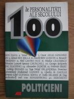 B. Jordan, Alexander Lenz - 100 de personalitati ale secolului. Politicieni