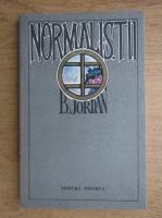 Anticariat: B. Jordan - Normalistii