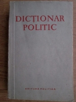 B. N. Ponomarev - Dictionar politic