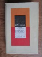 Anticariat: B. P. Hasdeu - Scrieri filosofice