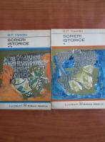Anticariat: B. P. Hasdeu - Scrieri istorice (2 volume)