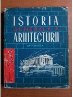 Anticariat: B. P. Mihailov - Istoria generala a arhitecturii. Antichitatea (volumul 1, partea 1)