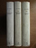 Anticariat: B. Petriceicu Hasdeu - Etymologicum magnum Romaniae (3 volume)