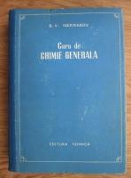 B. V. Nekrasov - Curs de chimie generala