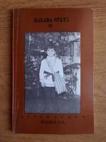 Anticariat: Balada culta in literatura romana