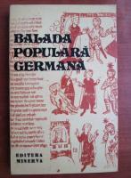 Anticariat: Balada populara germana