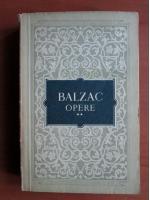 Anticariat: Balzac - Opere (volumul 2)