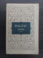 Balzac - Opere (volumul 4)