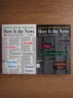 Barbara Otto - Limba engleza pentru jurnalisti. Here is the news (2 volume)