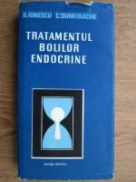 Barbu Ionescu, Constantin Dumitrache - Tratamenul bolilor endocrine