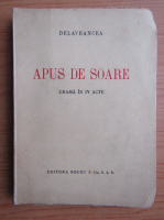 Barbu Stefanescu Delavrancea - Apus de soare (1927)