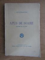 Anticariat: Barbu Stefanescu Delavrancea - Apus de soare (1930)