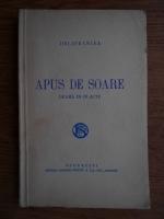 Barbu Stefanescu Delavrancea - Apus de soare. Drama in IV acte