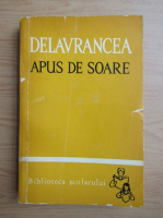 Barbu Stefanescu Delavrancea - Apus de soare