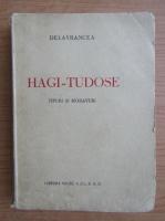 Barbu Stefanescu Delavrancea - Hagi Tudose (1940)