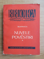 Anticariat: Barbu Stefanescu Delavrancea - Nuvele si povestiri (volumul 1)
