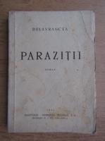 Anticariat: Barbu Stefanescu Delavrancea - Parazitii (1945)