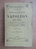 Anticariat: Barry E. OMeara - Napoleon en exil (volumul 1, 1897)