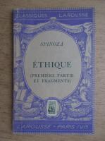 Anticariat: Baruch Spinoza - Ethique