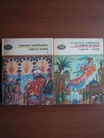 Anticariat: Basme Arabe. Vanatorul si vrajitoarea cu palarie de pene. Noaptea neinfricatilor (2 volume)