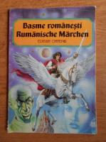 Basme romanesti. Rumanische Marchen (editie bilingva)