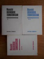 Bazil Popa - Manualul inginerului termotehnician (3 volume)