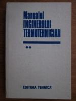 Bazil Popa - Manualul inginerului termotehnician (volumul 2)