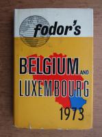 Anticariat: Belgium and Luxembourg (ghid de calatorie)