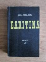Anticariat: Ben. Corlaciu - Baritina
