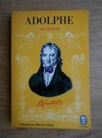 Anticariat: Benjamin Constant - Adolphe suivi de Cecile