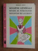 Anticariat: Bernard Lescot - Hygiene generale