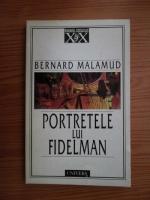 Anticariat: Bernard Malamud - Portretele lui Fidelman