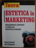 Anticariat: Bernd Schmitt - Estetica in marketing. Managementul strategic al marcilor, identitatii si imaginii