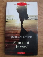Anticariat: Bernhard Schlink - Minciuni de vara