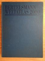 Bertelsmann Weltatlas 2000. Das neue Kartenbild der Erde