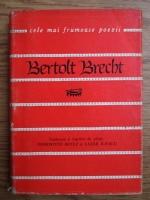 Bertolt Brecht - Versuri