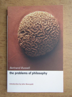 Bertrand Russell - The problems of philosophy