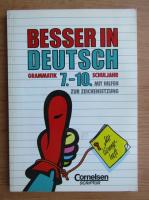 Anticariat: Besser in deutsch, nr. 7-10