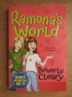 Beverly Cleary - Ramona's world