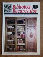 Anticariat: Biblioteca Bucurestilor, Numarul 5, mai, 2004