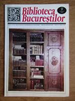 Anticariat: Biblioteca Bucurestilor, Numarul 9 septembrie 2004