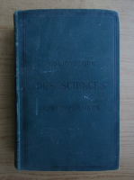 Biblioteque des sciences contemporaines (1888)