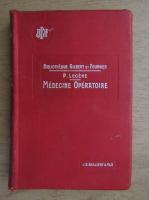 Anticariat: Bibliotheque du doctorat en medecine (1911)