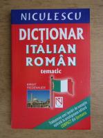 Anticariat: Birgit Riedenauer - Dictionar italian-roman tematic