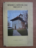 Biserica Sfantul Ilie, Suceava