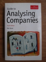Bob Vause - Guide to analysing companies