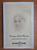 Bogdan Petriceicu Hasdeu - Omagiu Iulia Hasdeu. 135 de ani de la nastere