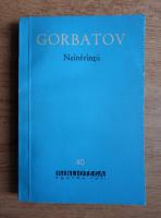Anticariat: Boris Gorbatov - Neinfrantii