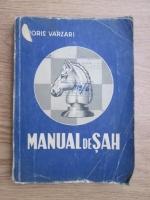 Boris Varzari - Manual de sah