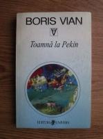 Anticariat: Boris Vian - Toamna la Pekin